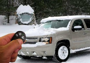 Beat The Cold This Winter With A Remote Start From Supreme Sunroofs!